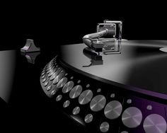 DJ Turntables | ... Turntables 1280x1024px :::: No Party Without Turntables wallpaper