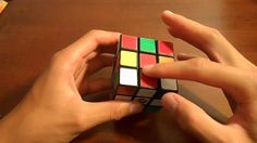 How to Solve the Rubik's Cube Using Logic - Part 1 - Introduction / Cross - http://www.thehowto.info/how-to-solve-the-rubiks-cube-using-logic-part-1-introduction-cross/