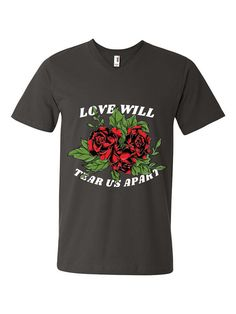 Love will tear us apart – uDesign Demo / T-shirt Design Software T Shirt Design Software, Shirt Designs, Love, Mens Tops, Shirts, Amor, I Like You, Dress Shirts, Shirt