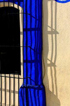 Santiago, Nuevo Leon, Mexico. This is my favorite color.