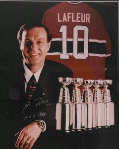 Guy Lafleur 5 Stanley Cups Canadiens De Montréal Go Habs Go ! Montreal Canadiens, Team Activities, Star Wars, Stanley Cup Champions, Nhl Players, Sports Women, Hockey, Baseball Cards, Guys