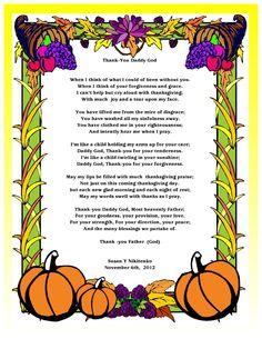 Fall Harvest Poem Posters - updated September 21st