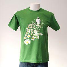 CAMISETA NATURALEZA RADIACTIVA. Gran variedad de camisetas exclusivas, de diferentes temáticas y gran calidad. 100% algodón. ¡ Encuentra la tuya !