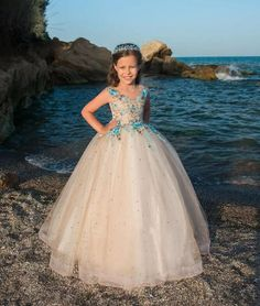 best=Birthday Dresses Venice flower girl dress with satin overskirt and elegant train by MB Dress Boutique Canada Graduation Dresses UK Graduation Dresses Uk, Birthday Dresses, Little Girl Dresses, Girls Dresses, Flower Girl Dresses, First Communion Dresses, Plus Size Prom Dresses, Tulle Dress, Boutique Dresses