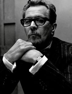 Gary Oldman for Interview, November 2017
