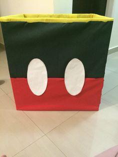 Caja de regalos Mickey Mouse