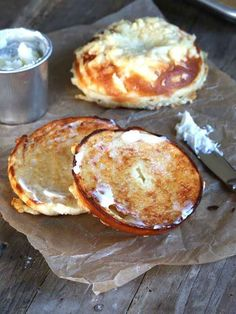 Super Fluffy Gluten-Free Asiago Bagels