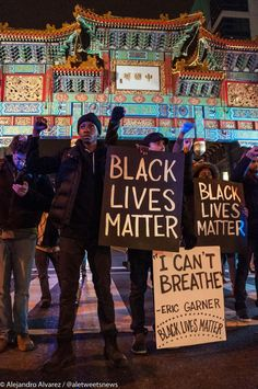Of course all lives matter. But in the wake of the recent killings of unarmed black men and women by police, and the failure to prosecute their killers, the message being sent to black communities is that they don't matter. That is why this campaign is so necessary.