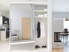 Kuvahaun tulos haulle inaria Entryway, Closet, Furniture, Home Decor, Classroom, Entrance, Armoire, Decoration Home, Room Decor