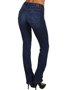 love the wash on these PAIGE jeans