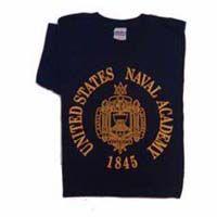 USNA Gift Shop - USNA Issue ''Ringer'' T-Shirt | t-shrits | Pinterest