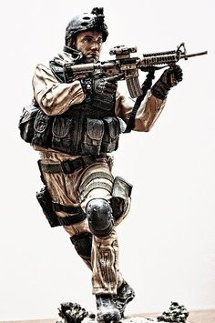 A true operator will remain in the shadows, close only to his enemies.... that he may dispatch them.