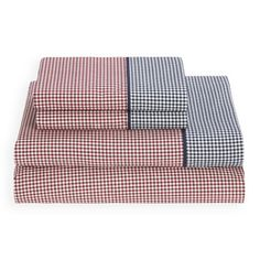 Tommy Hilfiger Checkmate Sheet Set - Overstock™ Shopping - Great Deals on Tommy Hilfiger Sheets