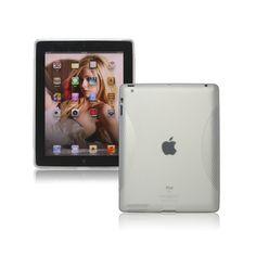 Crystal case για iPad - διαφανή