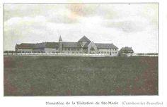 Monastère de la Visitation, Crainhem, architect: Dom Paul Bellot osb