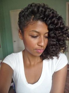 Updo Hairstyles For Black Hair | Protective Hairstyles For Black Women - Natural Hair Updos | The Style ...