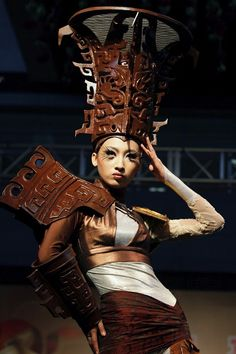 The World Chocolate Wonderland, a new theme park made entirely of chocolate has just opened in China's Shanghai.