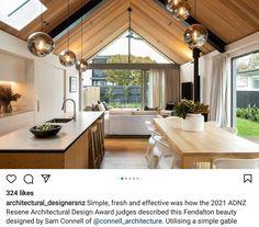 Modern Barn House, Luxury, Kitchen, Design, Home Decor, Cooking, Decoration Home, Room Decor, Kitchens