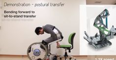 Able to help the disabled with posture.