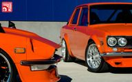 Datsun 280Z and Datsun 510