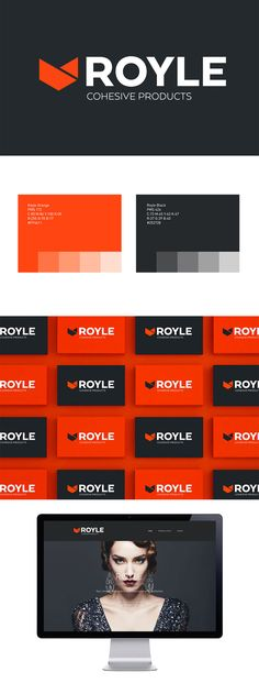 Branding for Royle Cohesive Products