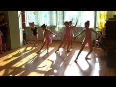 Ballet, Lika Guncadze's studio 2