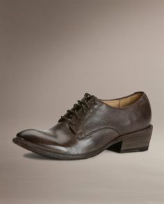 Carson Oxford - View All - The Frye Company