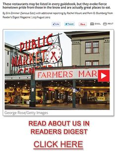 Visit Pike Place Chowder today and find out why we have Seattle's best chowder.