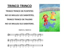 Cançoner P3 primer trimestre Musical, Fails, Words, Valencia, Ideas Para, Posters, Children Songs, School, Home