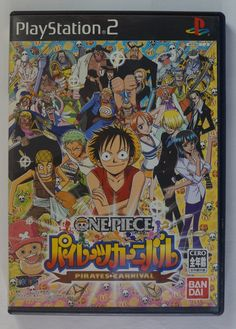 #PlayStation #PS2 PS2 Japanese : One Piece: Pirates Carnival SLPS 25584 http://www.japanstuff.biz/ CLICK THE FOLLOWING LINK TO BUY IT ( IF STILL AVAILABLE ) http://www.delcampe.net/page/item/id,351003107,language,E.html