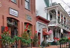 Dahlonega, GA --a quaint town