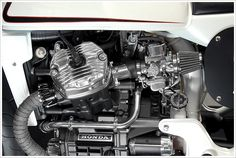 "'80 Honda CX 500 Cafe Racer - ""AllBusiness"" - Pipeburn - Purveyors of Classic Motorcycles, Cafe Racers & Custom motorbikes"