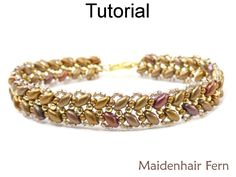 (5) Name: 'Jewelry : Maidenhair Fern Bracelet #18060