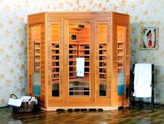 die besten 25 infrarot w rmekabine ideen auf pinterest infrarotkabine saunaliegen und. Black Bedroom Furniture Sets. Home Design Ideas