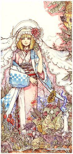 Shiemi Moriyama by White-Starcloud on DeviantArt