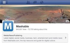 Facebook has started rolling out its Timeline design to Pages on mobile.