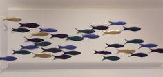 Pesciolini Nespresso recycling School of Fish