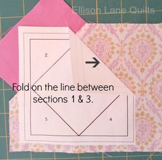 A very good article on paper piece quilting. Quilting Tips, Quilting Tutorials, Quilting Designs, Quilting Classes, Sewing Tutorials, Sewing Ideas, Sewing Projects, Paper Quilt, Rag Quilt