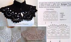 Cols ou tours de cou : modèles et grilles à imprimer ! - Crochet Passion