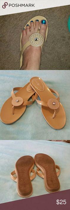 LINDSAY PHILLIPS SANDALS excellent used condition worn once LINDSAY PHILLIPS  Shoes Sandals