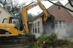 More photos from our Austin #demolition jobs...