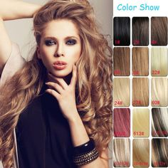 """Fits like a Halo Hair Extensions 16""""-30"""" - SECRET INVISIBLE Wire 120g No Clip In #Remeehi"""