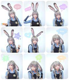 Zootopia - Judy Hopps - Ely(E子) Judy Hopps Cosplay Photo - Cure WorldCosplay