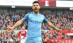 cool Middlesbrough v Man City: Silva and Aguero goals book FA Cup semi-final place at Wembley | Football | Sport