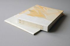 hard cover longstitch by Natalie Stopka