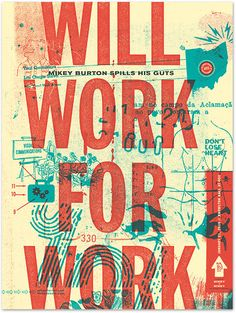 Will work for work.