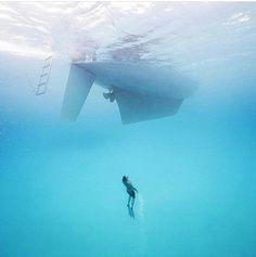 https://www.instagram.com/p/BWXT0ljlHC5/ Perfect water for a hull inspection... #sailing #sailinglife #explore #hull #sailboat #sailingyacht #sail #sailor #keel #sailboats #sailinstagram #mediterraneansea #bahamas #bahamablue #underwater #diving #nautical #yachtinglifestyle #yachting #ship #sea #ocean #oceanvoyage @Regrann from @sailingstyle