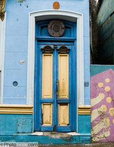 argentina doors - Google Search & Pin by Ellen Marshall on Blue Doors | Pinterest