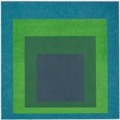 Josef Albers: Homage to the Square: Soft Spoken (1972.40.7) | Heilbrunn Timeline of Art History | The Metropolitan Museum of Art