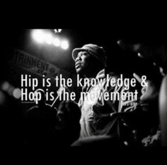 Are you hip to the movement? Are you aware of the hop? It's bigger than Hip Hop. Music Is Life, My Music, Krs One, Hip Hop Classics, Hip Hop Quotes, Hip Hop And R&b, Short Inspirational Quotes, Word Up, African American History